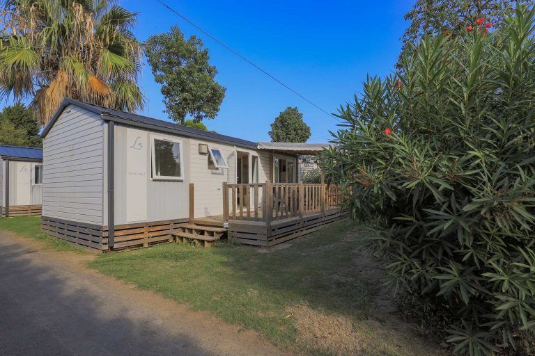 Mobil-home 6 places 3 chambres Camping Le Bosc 4* St-Cyprien 66