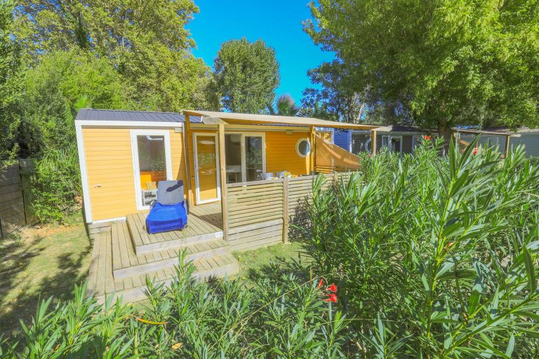 Mobil-home 2 chambres Premium Camping Le Bosc 4* St-Cyprien 66