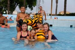 Parc aquatique Camping le Bosc-33 Camping Le Bosc 4* St-Cyprien 66
