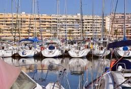 Port de saint cyprien
