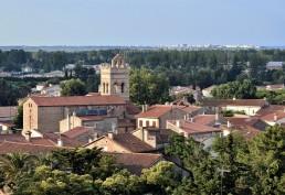 Saint cyprien village